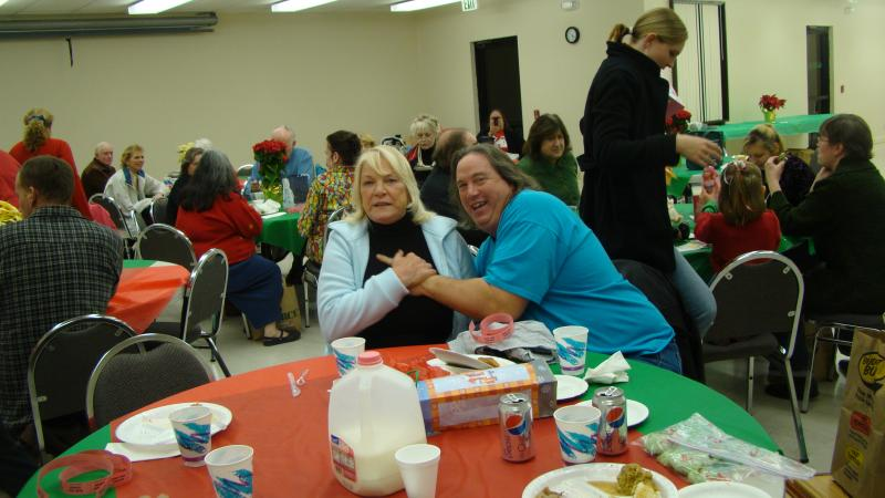 Glenda_John_Many Club Members